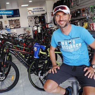 VÍDEO   Pedro Bento já regressou e conta aventura dos 10 mil quilómetros em exclusivo a O ALMEIRINENSE