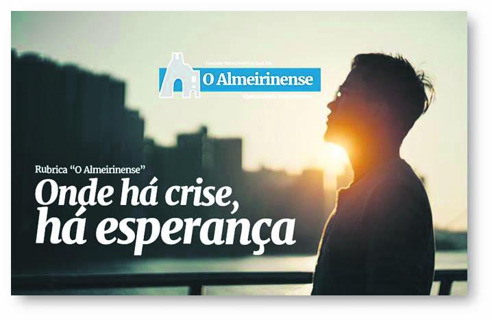 Onde há crise, há esperança: 10 de março de 2021