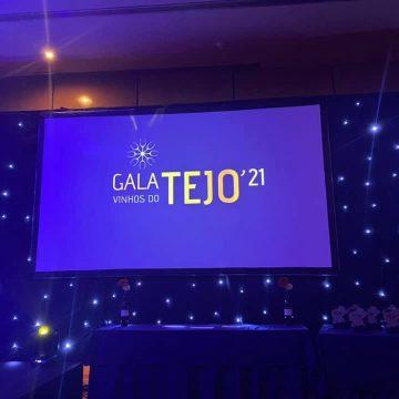 Concelho de Almeirim o grande vencedor da 'Gala Vinhos do Tejo 2021'